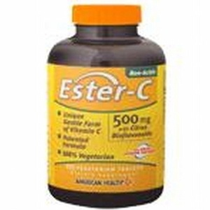AMERICAN HEALTH Ester-C 500mg 60 caps by American Health