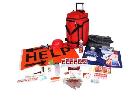Wildfire Emergency Kit (24.00H x 12.00W x 12.00D) by Guardian Survival