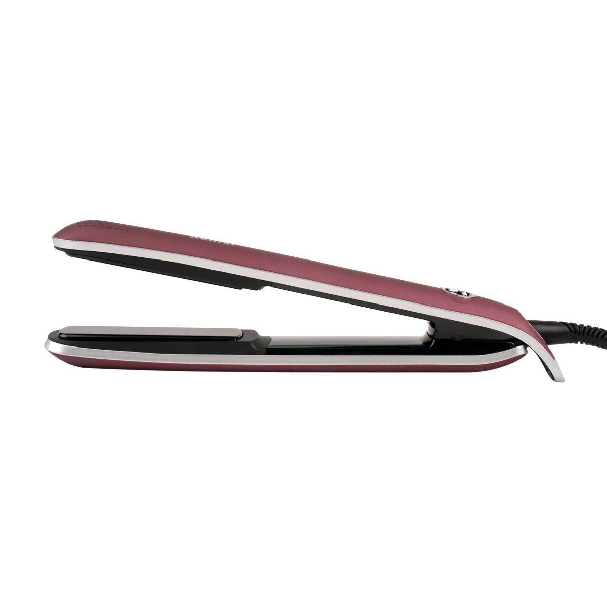Ckeyin Professional Tourmaline Ceramic Hair Straightener Flat Iron Straightening Irons Styling Tools