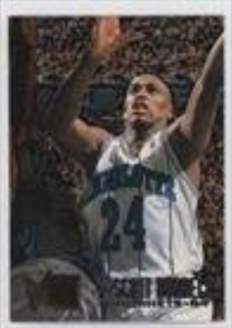 Scott Burrell (Basketball Card) 1995-96 Fleer Metal - [Base] #10