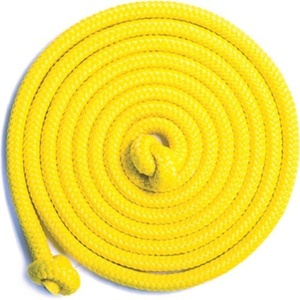 Just Jump It R16YL Yellow Rainbow Jump Rope - 16 Feet by Just Jump It