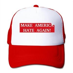 Make America Hate Again Mesh Hat Trucker Baseball Cap Red