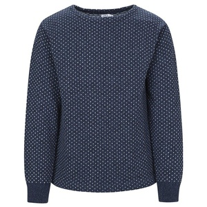 Save Khaki Men's Ragg Sweater SK366 Navy Bird SZ M