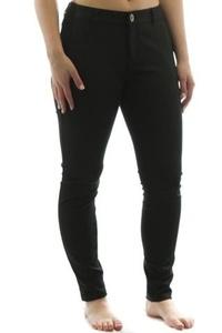 DKNY Jeans Women's Skinny Stretch Jeans Black 6P