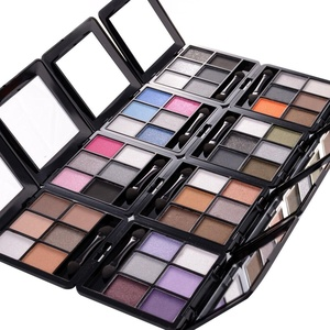 Professional Pigment Eyeshadow Palette Cosmetic Makeup Set Eye Shadow for Women (#2)