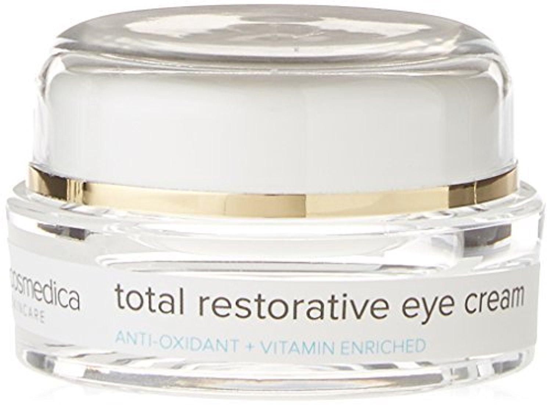 Cosmedica Skincare Total Restorative Eye Cream --Best Eye Cream For Dark  Circles Under Eyes, Puffy Eyes, Fine Lines, Crows Feet, Wrinkles, Puffiness