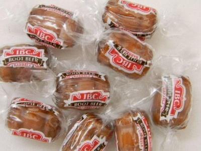 Sugar Free Rootbeer Barrels [5LB Bag] by Primrose Candy Company
