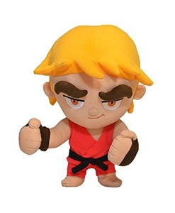Street Fighter Plush Figure Ken 30 cm by Street Fighter