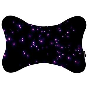 Custom Travel Car Seat Neck Pillow Memory Bone Shape Neck Rest Cushion (Only One)