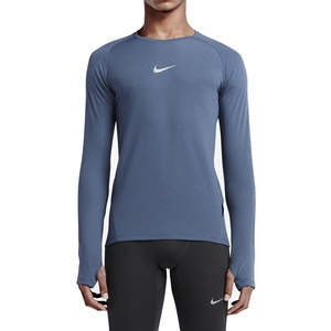 Nike Men's AeroReact Long Sleeve Running Top