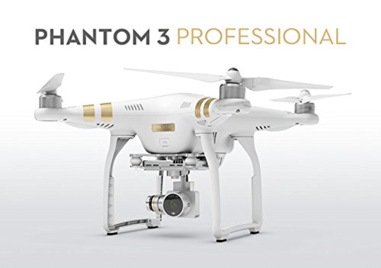 DJI Phantom 3 Professional Refurbished (DJI Official Refurbished)