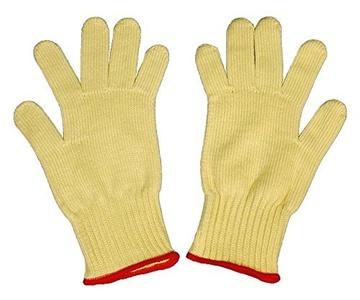 Pair Kevlar Gloves. Heavy weight. Marigold Industrial FB30 Fireblade size 8 medium by Marigold Industrial