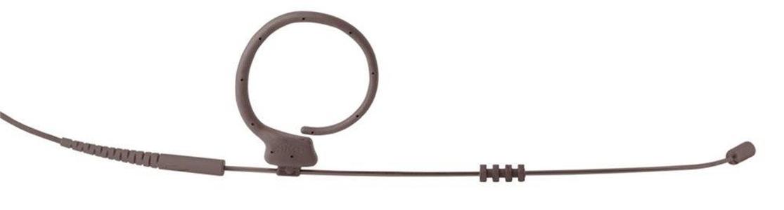 AKG EC82MD Cocoa Microlite Earhook Headset Microphone - New