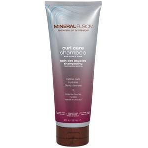Curl Care Mineral Shampoo, 8.5 fl oz (250 ml) by Mineral Fusion