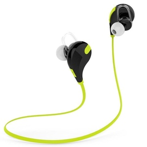QY7 Bluetooth Earbuds Earphone Sports Running Gym Workout Wireless Bluetooth 4.1 Stereo In Ear Headphone with Mic
