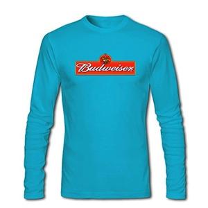 Budweiser Logo For Boys Girls Long Sleeves