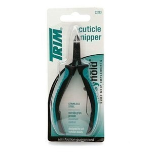Trim Easy Hold Nail Care Implement Cuticle Nipper by Trim
