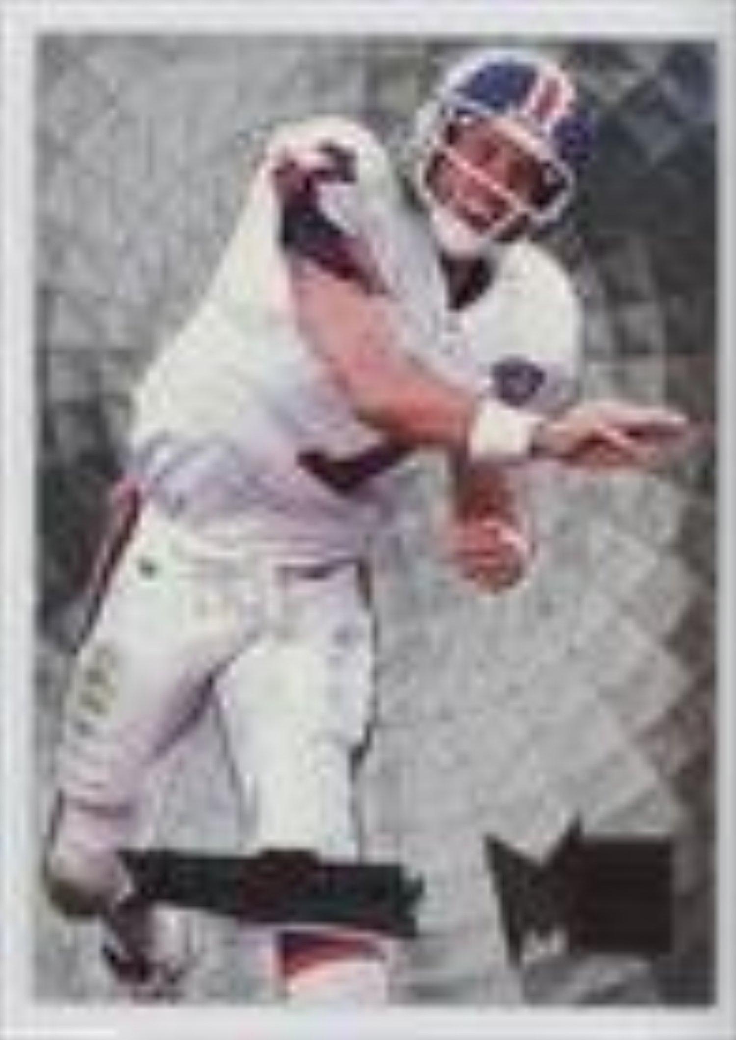 John Elway (Football Card) 1995 Fleer Metal - Silver Flasher #13