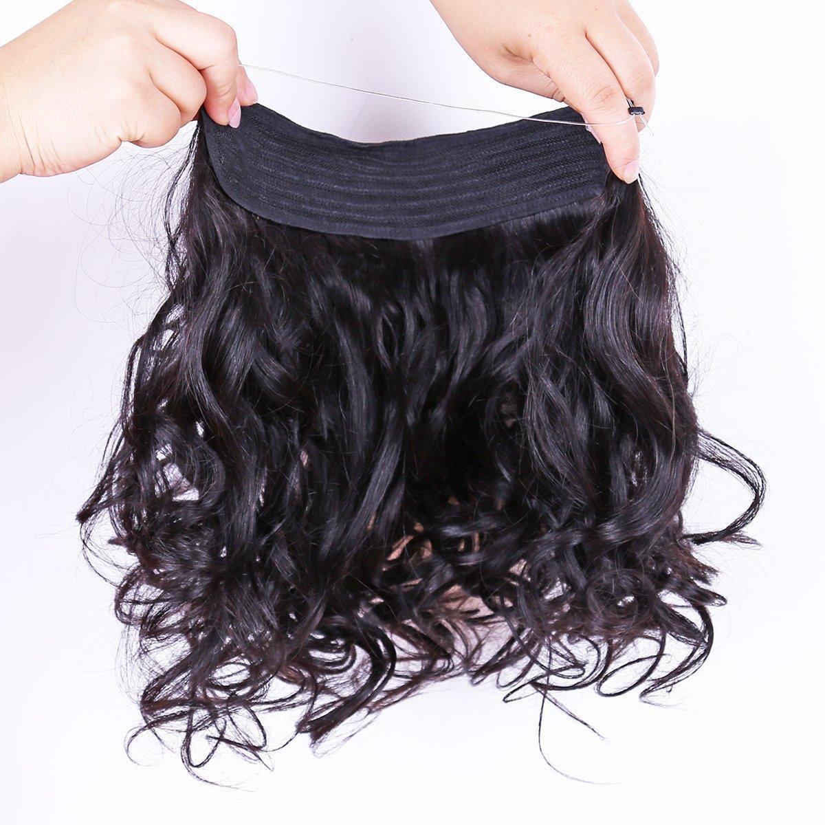 Online Store Yaweida Unprocessed Brazilian Virgin Hair Invisible