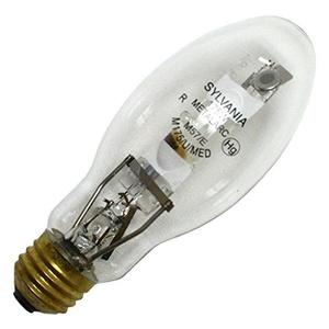 (Quantity - 7) Sylvania 64479 MetalArc Metal Halide Lamp, 175W
