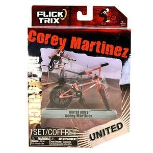 Flick Trix Corey Martinez Bike Check [United] by Flick Trix