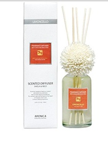 Limoncello Shola Flower & Reed Diffuser