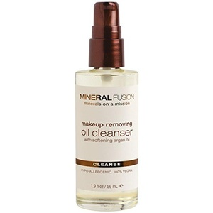 Makeup Removing Oil Cleanser, Cleanse, All Skin Types - Mineral Fusion by Mineral Fusion