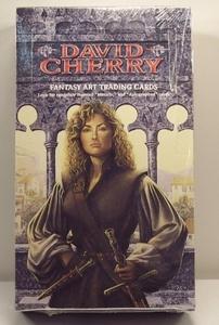 David Cherry Fantasy Art Trading Card Box by Fantasy art