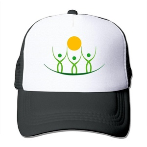 Unisex RTD Logo Horizontal SP Figure Popular Adjustable Mesh Caps Snapback Hats