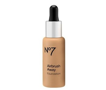 Boots No7 AA Foundation 30ml (LATTE) - by Boots (Pack of 2)