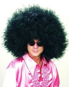 Large Afro Hair Wig by Orlob Karneval