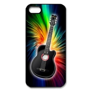 Case for iPhone 5S,Case for IPhone SE,Case Cover for iPhone 5 5S SE,Case for iPhone 5,Cover for iPhone5,Guitar New Waterproof Rubber Protection Case Cover for Apple iPhone 5/5S/SE
