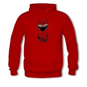 Scooby Dog For men Printed Sweatshirt Pullover Hoody