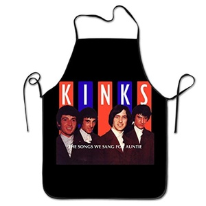 Chef Kitchen Apron The Kinks Rock Band