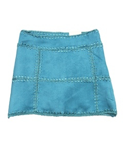 Mayoral Girl's Faux Suede Skirt, Sizes 4-9 (9)