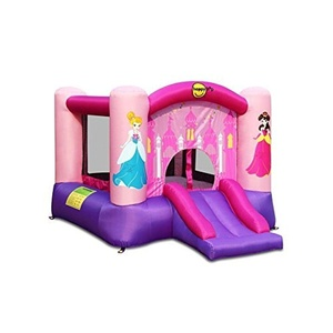 Princess Slide and Hoop Bouncer by Other