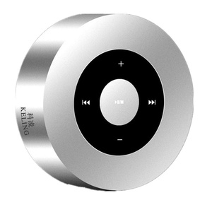 Keling A8 Silver Portable Mini Wireless Bluetooth Speaker Outdoor Audio TF Card Mobile Phone Hands-free Call Subwoofer