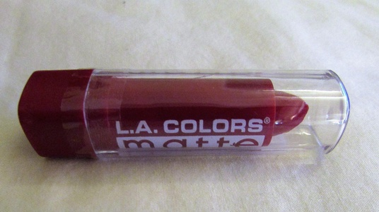L.A. LA Colors Matte Lipstick Lip Makeup (ENDURING) CML515