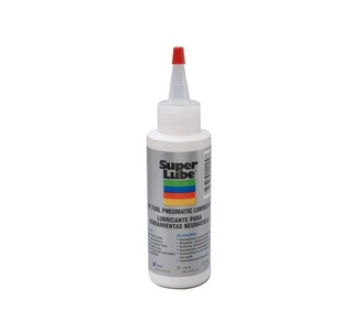 SUPER LUBE 12004 4 oz. Bottle Air Tool Pneumatic Lubricant ( 6 Pack )