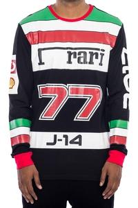 Hudson Outerwear Rari 77 Long Sleeve Shirt (Black, M)