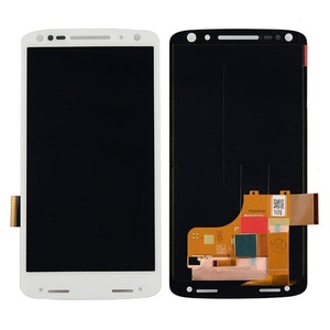 Motorola Moto X Force XT1585 XT1580 LCD Display Digitizer Touch Assembly White