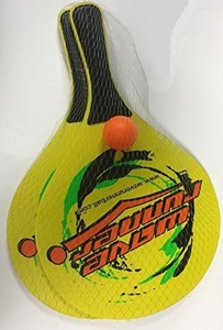 Wave Runner Paddle Set-Yellow by Wave Runner