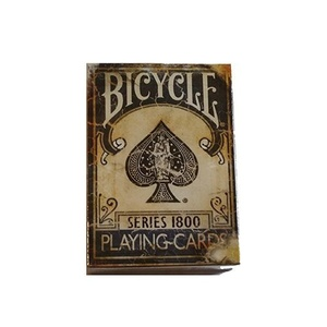 Bicycle Playing Cards - Vintage Series 1800 -Blue Back-Marked Bicycle-Card Games-Ellusionist Card Game and Magic Tricks by Bicycle
