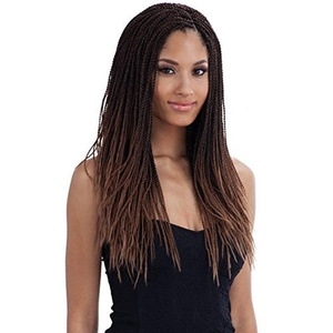 FreeTress Equal Synthetic Hair Braids Micro Senegalese Twist (2) by Freetress by FREETRESS