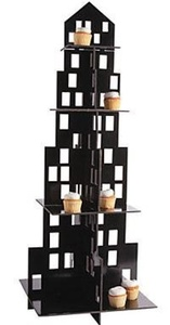 City Skyscraper Cupcake Holder- Large by City Skyscraper Cupcake holder