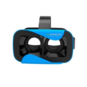 VR SHENICON 3D Virtual Reality Headset Mobile Phone Movies 4.7