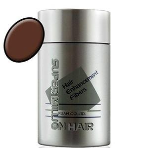 Super Million Hair - Hair Enhancement Fibers - 10 grams - Medium Brown / No. 23 by Super Million Hair