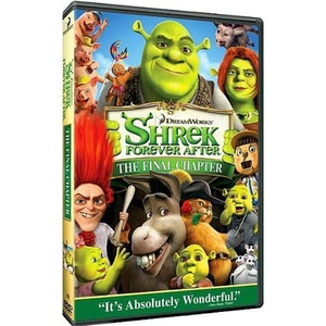 Shrek Forever After DVD - Widescreen by Dreamworks Video