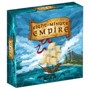 Eight-Minute Empire Board Game by Red Raven Games
