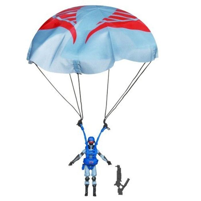 Игрушечный парашют » Сделай сам своими руками 8